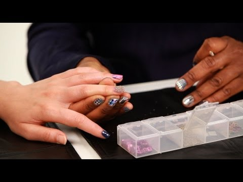 How to Do Caviar Nails | Manicure Tutorials