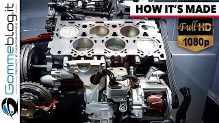 ► Bentley Factory | W12 Engine - HOW IT