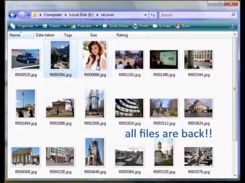 How to Recover Deleted Pictures from Memory Card on Phone