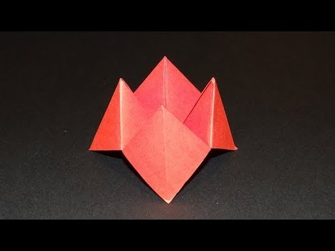How To Make A Paper Fortune Teller | Origami Fortune Teller | Paper Craft | DIY Origami Paper Craft