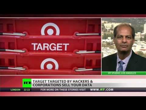 Target targeted by hackers putting credit card info at risk