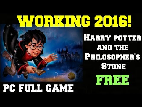 Harry Potter and the Philosopher's Stone PC - FREE [WORKING 2017] UPDATED