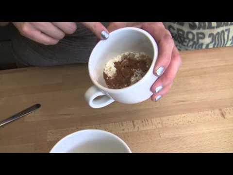 Recipe: Coffee Cup Coffee Cake