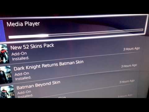 PSN download speed on PS4 - This is for the players