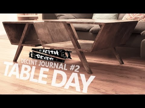 TABLE DAY - Decent Journal #2