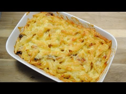 Cheating Chicken Pasta Bake Recipe |  Student Recipes