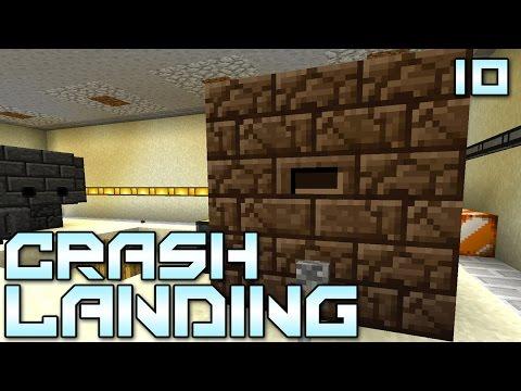 Minecraft Crash Landing 10 -