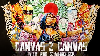 The Empress of Tomorrow reigns over her ring: WWE Canvas 2 Canvas