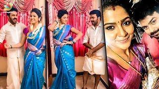 Jeeva's Off- Screen Romance with Mullai   Pandian Stores Actors Atrocities   Tiktok, Dubsmash Videos
