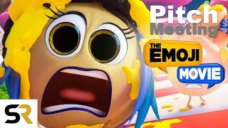 What Went Wrong At The Emoji Movie Pitch Meeting