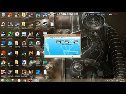 Туториал как пользоваться программой  PCSX2