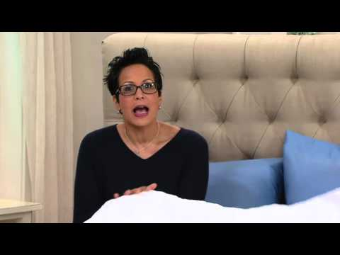 Florentine Quilted Down Alternative Comforter on QVC