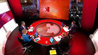 BBC News Presentation: Budget 2017 Openers (Autumn)