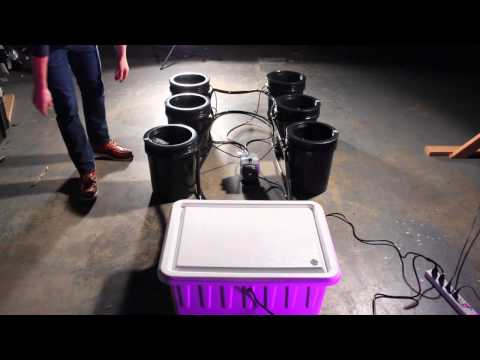 Bubble Flow Buckets. How to grow with 2012 best bucket system