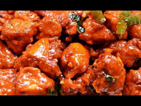 Ching's Chicken 65, I ♥ Desi Chinese   Chinese Recipes @ Guru's Cooking