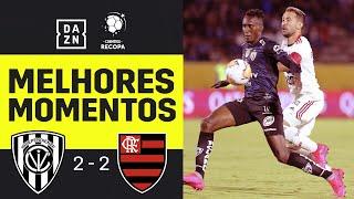 Independiente Del Valle 2 x 2 Flamengo | Recopa Sul-Americana | Melhores Momentos