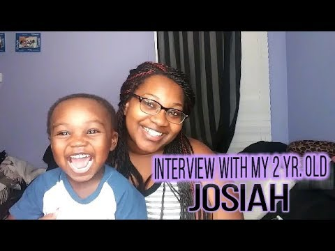 Interview With My Toddler