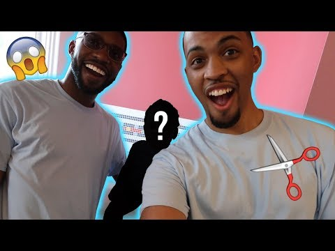 OUR SON'S FIRST HAIRCUT!! WE SHAVED HIS HEAD | ®TERRELL & JARIUS - OFFICIAL
