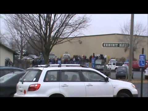 Went to a gun show in Harrisonburg, Virginia today... 02.23.13