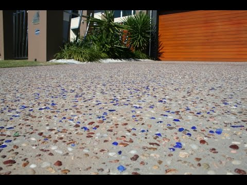 Schneppa Glass - Recycled Crushed Glass & Glow Stones For Concrete