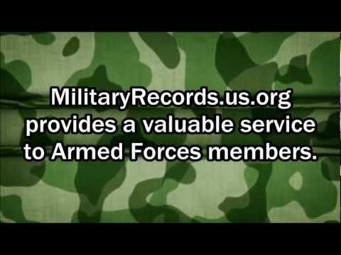 MilitaryRecords.us.org Reviews Background Check Services