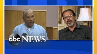 OJ Simpson robbery attempt victim reacts to parole