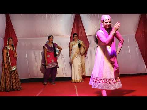 Ladies Fashion Show- Representing Flavours of Indian Culture-2 - Fancy Dress Program