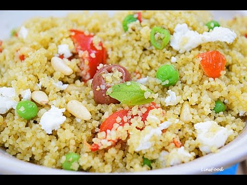 How To Cook Perfect Couscous without a Couscous Steamer