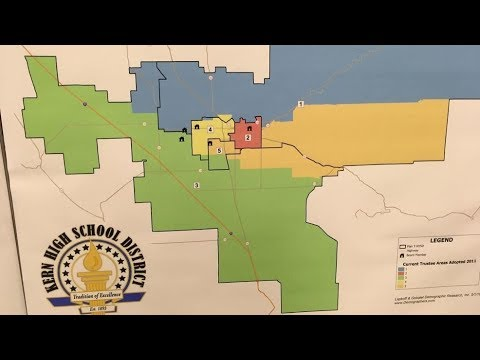 KHSD votes to approve Plan 3 for new boundaries for trustee elections