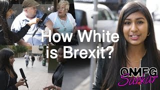 The Unbearable Whiteness of Brexit - Race, class & the EU Referendum on the streets of Barking.