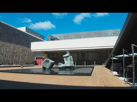 Vivian Beaumont Theater At Lincoln Center, New York