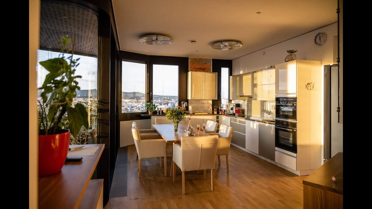 """Amazing Apartment in Vienna: Skyflats """"West View"""""""