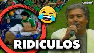 Los Momentos Mas RidÍculos Del FÚtbol Mexicano