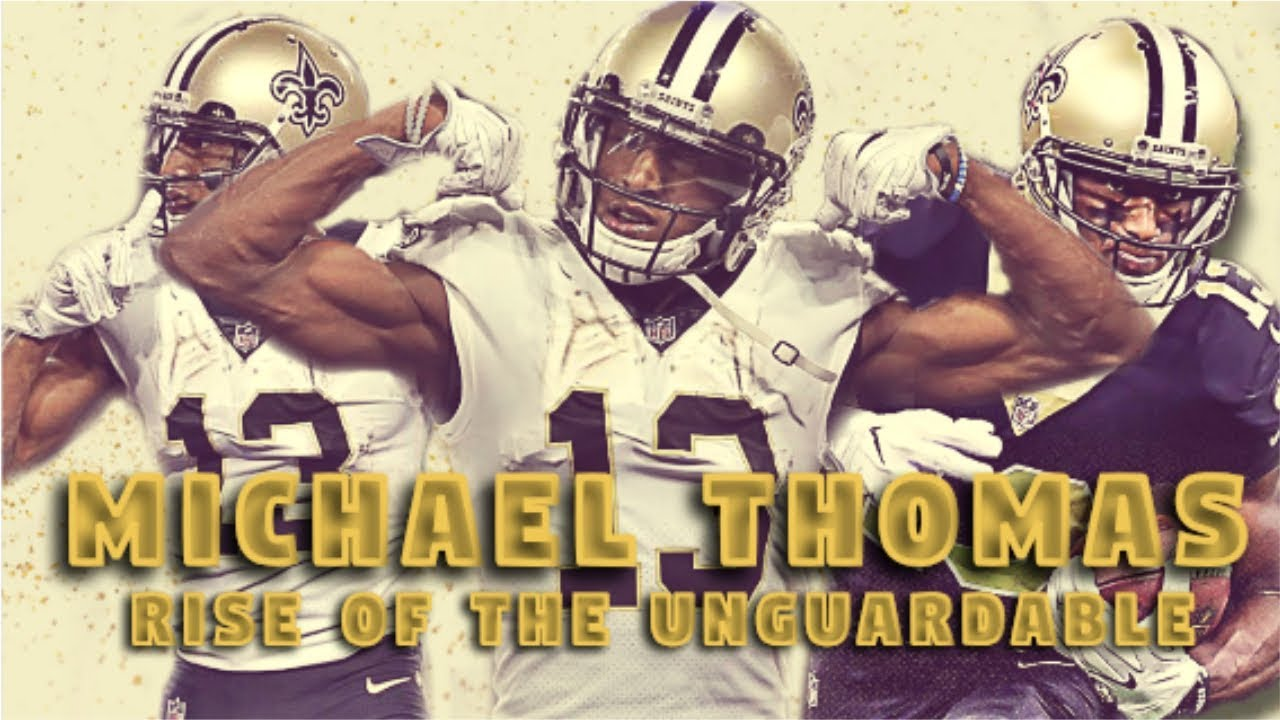 """Michael Thomas 2017 Highlights 