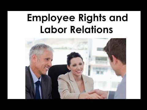 Labor Relations Unionized Workplace (Grievance Management and Seniority Rules ) SAP SFSF App