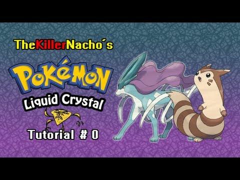 Pokémon Liquid Crystal Playthrough, Part 0: Set-up Tutorial
