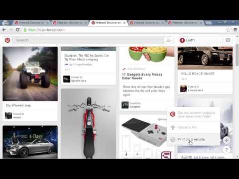 Tutorial Backlink dari Pinterest