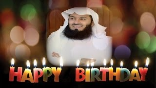 Celebrating birthdays in Islam? Ask Mufti Menk