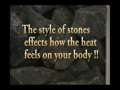 Choosing The Right Sauna Stones For Your Finnish Sauna - Jagged or Smooth?