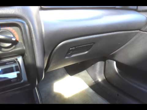 Ford Contour clicking glove box Provlem (relay?)