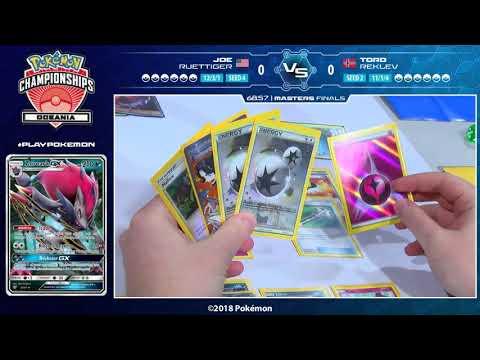 2018 Pokémon Oceania International Championships: TCG Masters Finals