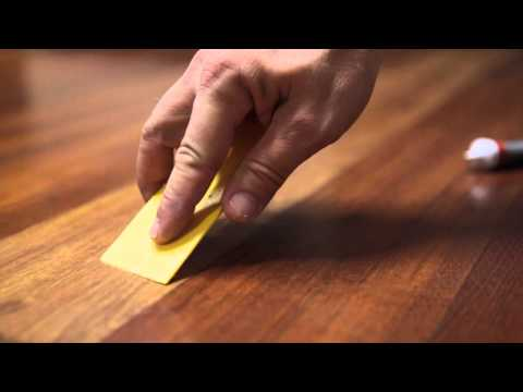 Urban Floor- Minor Scratch Repair