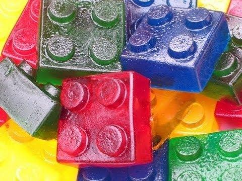 How to make Lego Jello