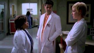 Izzie gets canned for a dialysis error