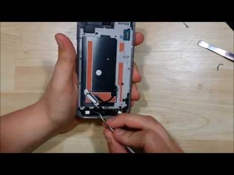 Samsung Galaxy S5 Complete Disassembly - LCD/Screen/Charging port repalcement