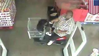 Hombre finge ser discapacitado para robar una tienda en California