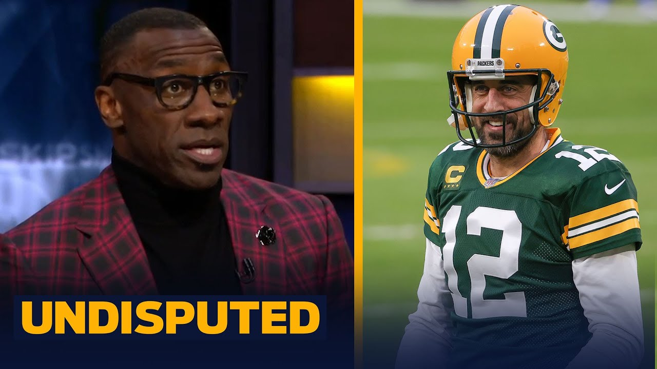 Aaron Rodgers cut through Rams' defense like butter in 'flawless' performance | NFL | UNDISPUTED
