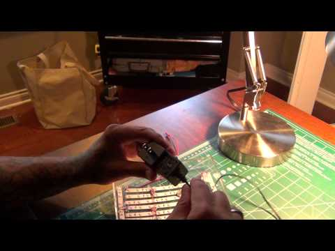 How to build an LED fishtank hood the BRIGHT way!