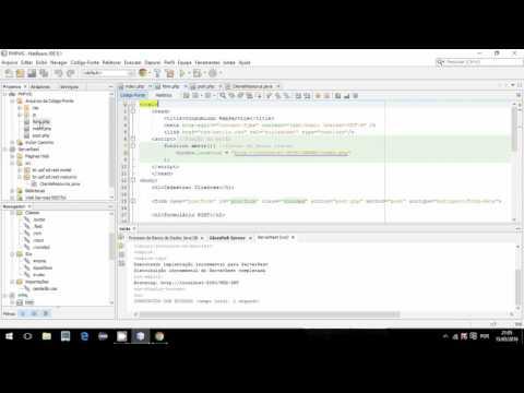 Web Service REST com servidor Java e cliente PHP