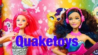 Hi Everyone! Please subscribe for our latest videos:  https://www.youtube.com/c/quaketoys  Want more Dolls? https://www.youtube.com/playlist?list=PLnL9eCuVRIMs6WsvcBCCn6og4ppbpV5zg  Hi guys! We scored some various dolls lately between the Big Toy Sale and various clearance sales we